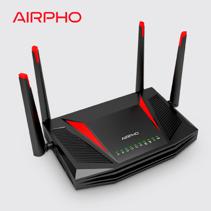 AC2600 Dual Band Wireless Gigabit Router